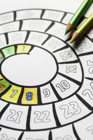 DIY Countdown Spirale Download