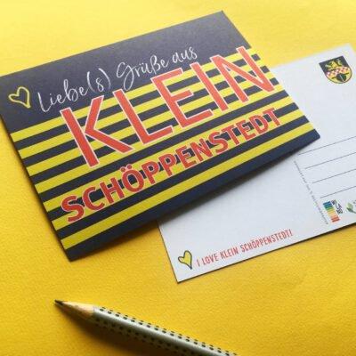 Postkarte Klein Schöppenstedt